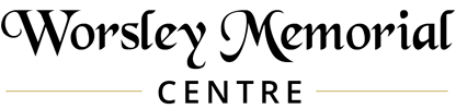Worsley Memorial Centre Logo